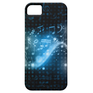 Abstract music design Iphone 5 case
