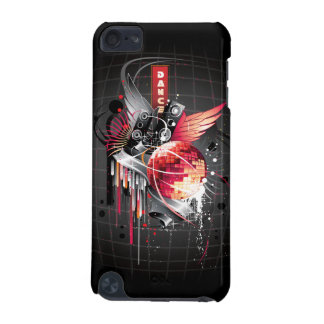 Abstract Music Design iPod Touch 5G Cover
