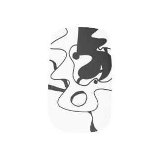 Abstract Nail Art (LI6 Unlimited)