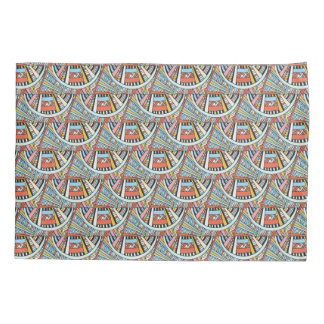 Abstract Native Pattern pillowcases