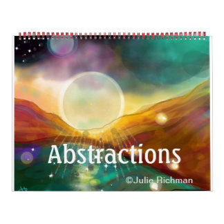 Abstract Nature Calendars