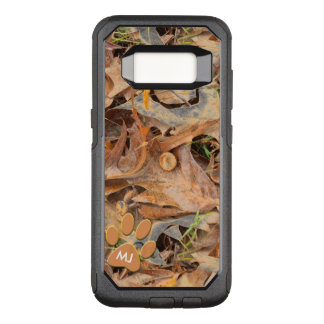 : Abstract Nature Picture Autumn Camo OtterBox Commuter Samsung Galaxy S8 Case