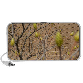 Abstract Nature Portable Speakers