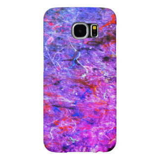 Abstract Neon Colors Art Splatter Cool Phone Case