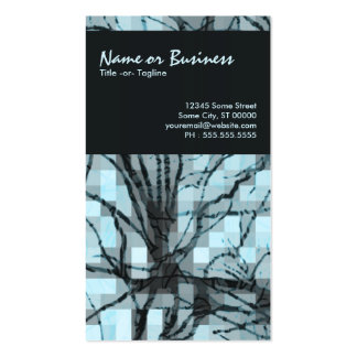 abstract nerves pack of standard business cards