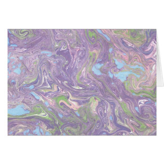 Abstract  Note Card