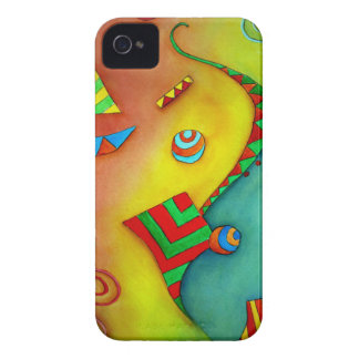 Abstract Ocean Art Blackberry Case iPhone 4 Covers