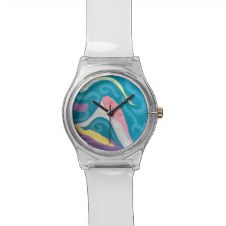 Abstract Ocean Watch