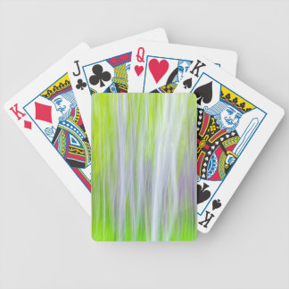 Abstract of Aspen Trees | Yakima River Trail, WA Bicycle Playing Cards