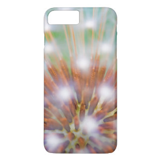 Abstract of dandelion seed head iPhone 8 plus/7 plus case