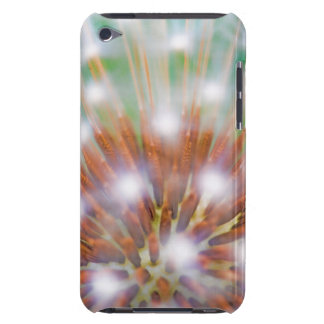 Abstract of dandelion seed head iPod touch Case-Mate case