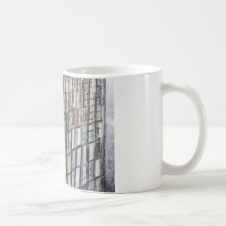 Abstract Office Building (abstract architecture) Basic White Mug