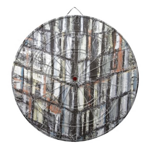 Abstract Office Building (abstract architecture) Dart Boards