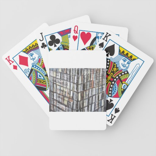 Abstract Office Building (abstract architecture) Card Deck