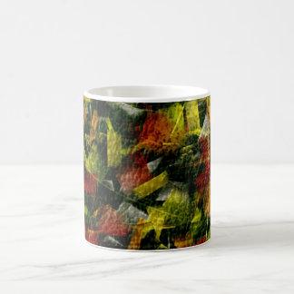 Abstract Oil & Acrylic Painting 2 Coffee Mug