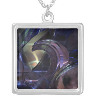 Abstract Oil Architecture Jewelry