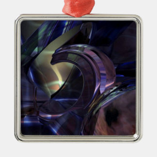 Abstract Oil Architecture Ornament