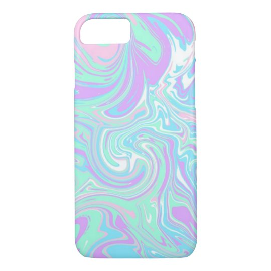 Abstract Ombre iPhone 8/7 Case
