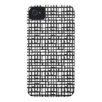 Abstract Optical Grid  Blackberry Bold Case