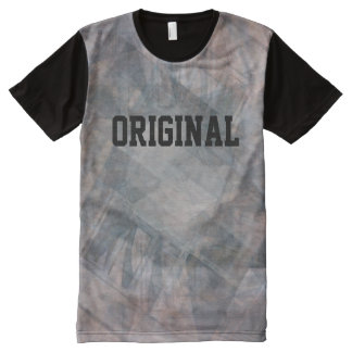"Abstract ""Original"" T-Shirt All-Over Print T-Shirt"