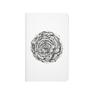 Abstract Ornamental Rose Journal