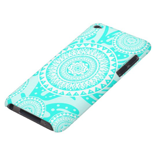 Abstract Ornate Motif iPod Touch Cases