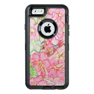 Abstract OtterBox Defender iPhone Case