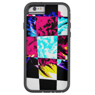Abstract Paeonia Painting Tough Case Tough Xtreme iPhone 6 Case
