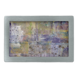 abstract paint background belt buckles