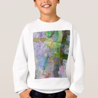 abstract paint background sweatshirt