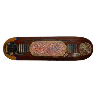 Abstract - Paint - Clown Suicide 21.6 Cm Old School Skateboard Deck