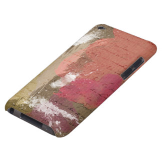 Abstract Paint Splats in Autumn Colors iPod Touch Case-Mate Case