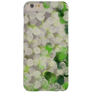 abstract painted dots barely there iPhone 6 plus case