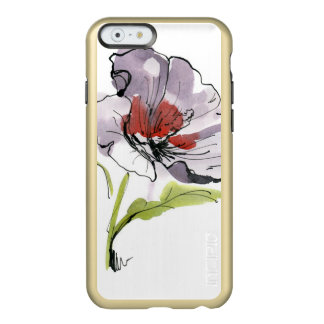 Abstract painted floral background 3 incipio feather® shine iPhone 6 case