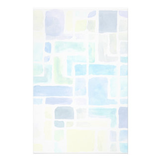 Abstract painted watercolor background. stationery paper