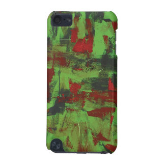 Abstract Painting 20 Rainforest iPod Touch (5th Generation) Case