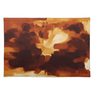 Abstract Painting | Abstract Art 19 Placemat