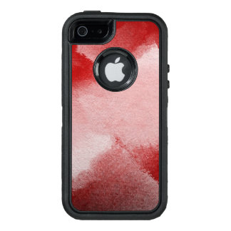 abstract painting background OtterBox defender iPhone case