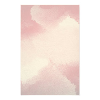 abstract painting background personalized stationery