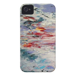 Abstract Painting Case-Mate iPhone 4 Cases