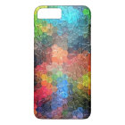 Abstract Painting | Dynamic Colours iPhone 8 Plus/7 Plus Case