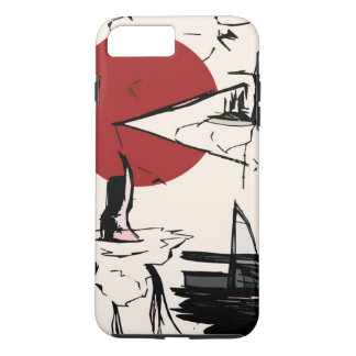 Abstract painting, Iphone case