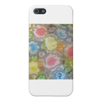 Abstract Painting iPhone 5 Case