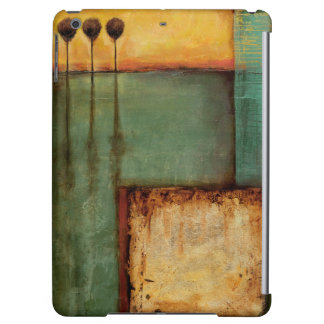 Abstract Painting with Piano Keys iPad Air Cover