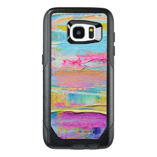 Abstract Palette Knife Painting Cell Phone Case
