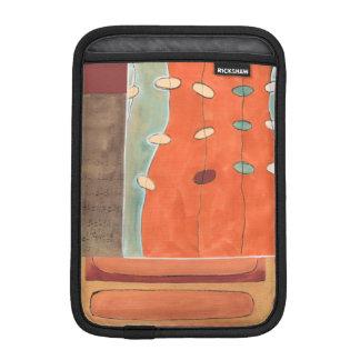 Abstract Parade of Eggs by Erica J Vess iPad Mini Sleeve
