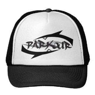 Abstract Parkour Cap