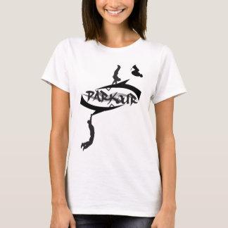 Abstract Parkour Flip T-Shirt
