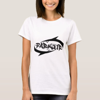 Abstract Parkour T-Shirt