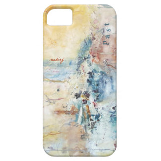 Abstract Past Phone Case iPhone 5 Case